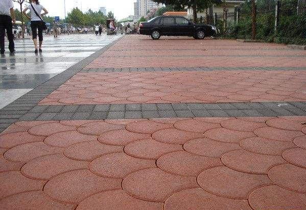 透水砖--陶土烧结砖
